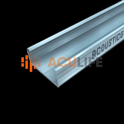 Профиль АкустикГипс (AcousticGyps) ПП Усиленный 60/27, 3м