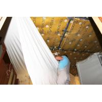Двойная польза при установке шумоизоляции натяжного потолка