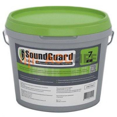 SoundGuard Seal 7 | Виброизоляционный герметик
